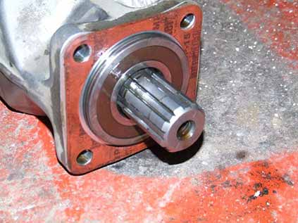 PTO direct mount