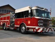 brannbil