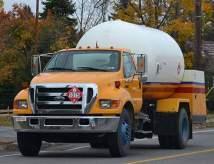 شاحنة البروبان
